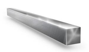 Квадрат металлический стальной