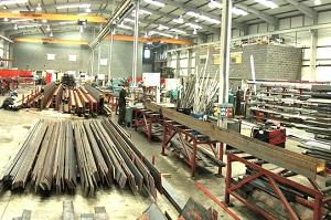 Производство металлоконструкций в Санкт-Петербурге
