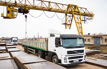 доставка металлопроката в СПб